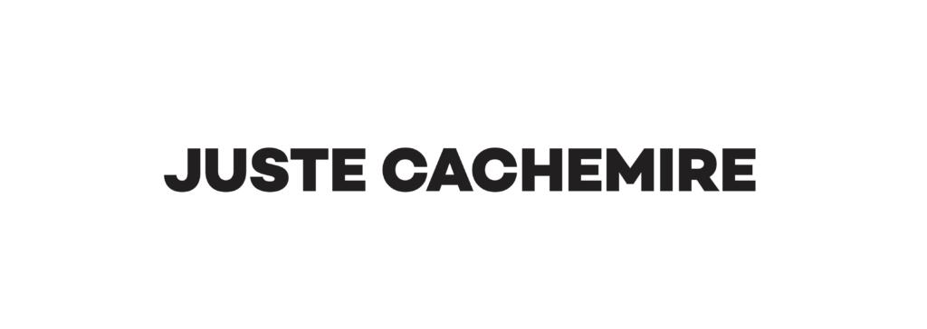 JUSTE CACHEMIRE 100% cachemire